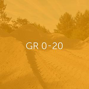 GR 0-20 Xeros Environnement