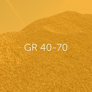 GR 40-70 Xeros Environnement