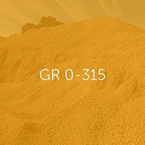 GR 0-315 Xeros environnement